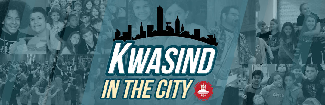 Kwasind in the City banner