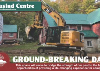 Ground Breaking Pics