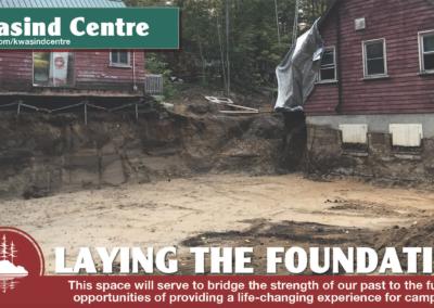 Laying Foundation